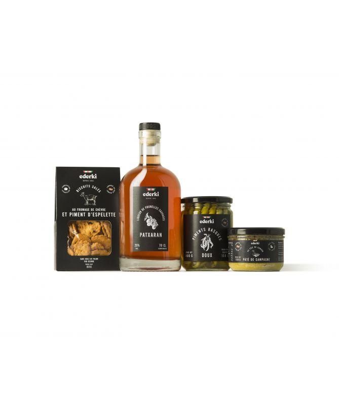 Chipirons sauce basquaise