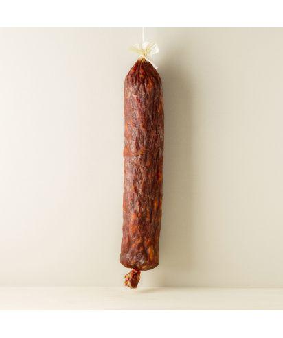 Maison Ederki. Chorizo basque bon Maison Montauzer. 275 grammes.