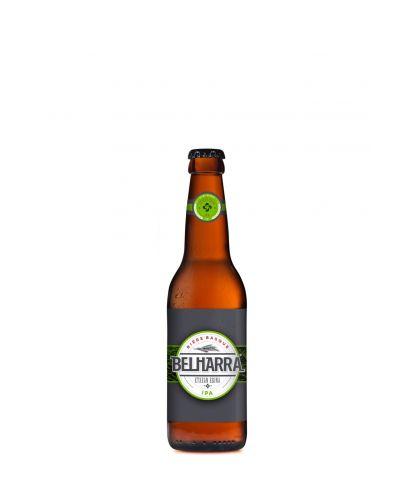 Maison Ederki. Bière Belharra IPA (Indian Pale Ale)