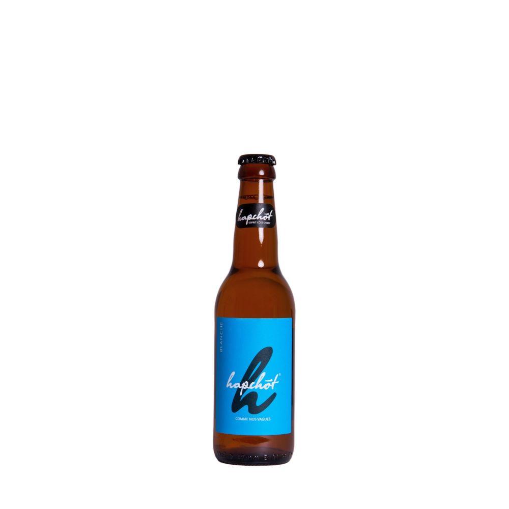 Maison Ederki. Bière Hapchot blanche