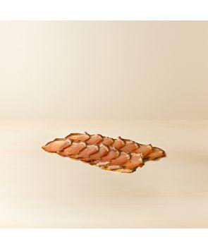 Maison Ederki. Lomo Ibaïma (longe de porc) en tranches. 100 grammes. Maison Montauzer.