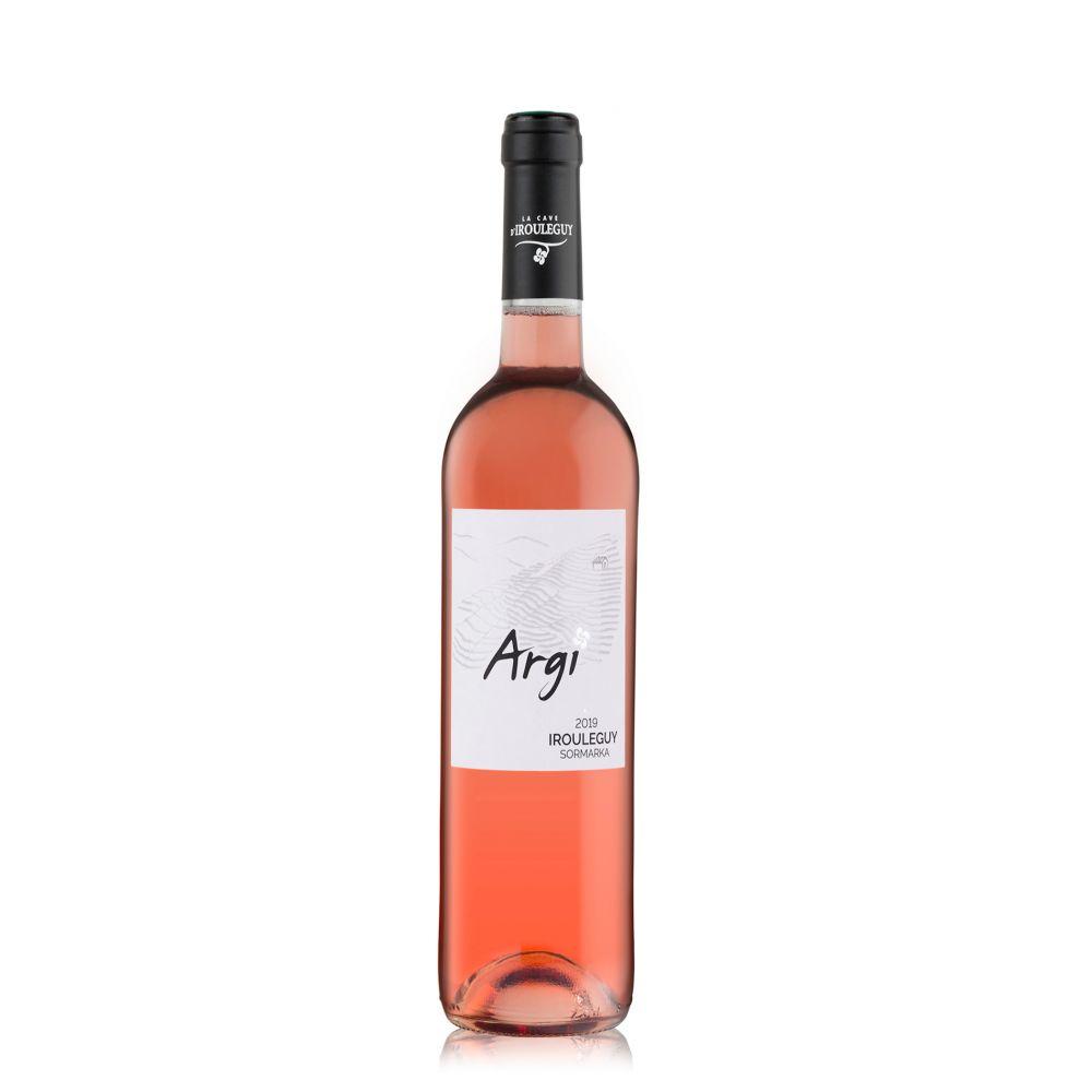 Rosé Argi Irouléguy 50cl | Maison Ederki