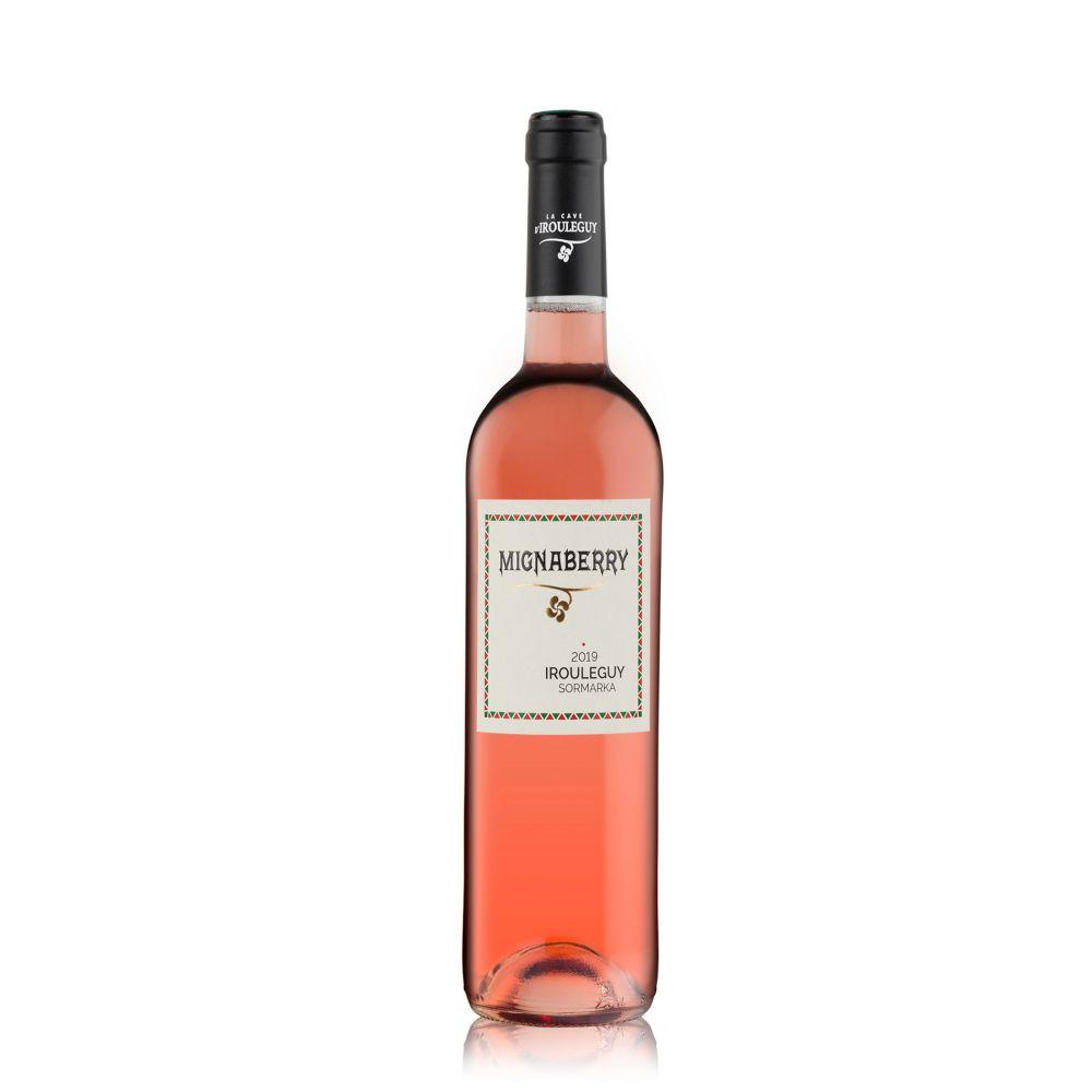 Migaberry rosé Irouleguy 50cl | Maison Ederki