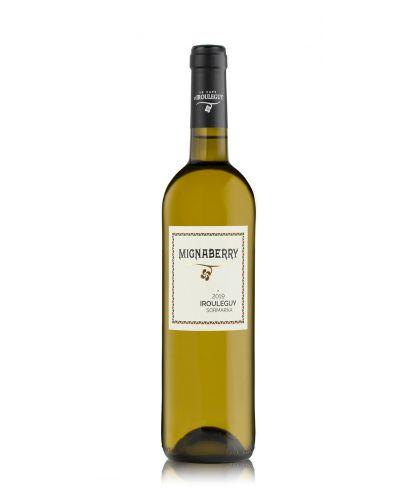 Vin blanc Mignaberry Irouleguy AOC 50cl | Maison Ederki