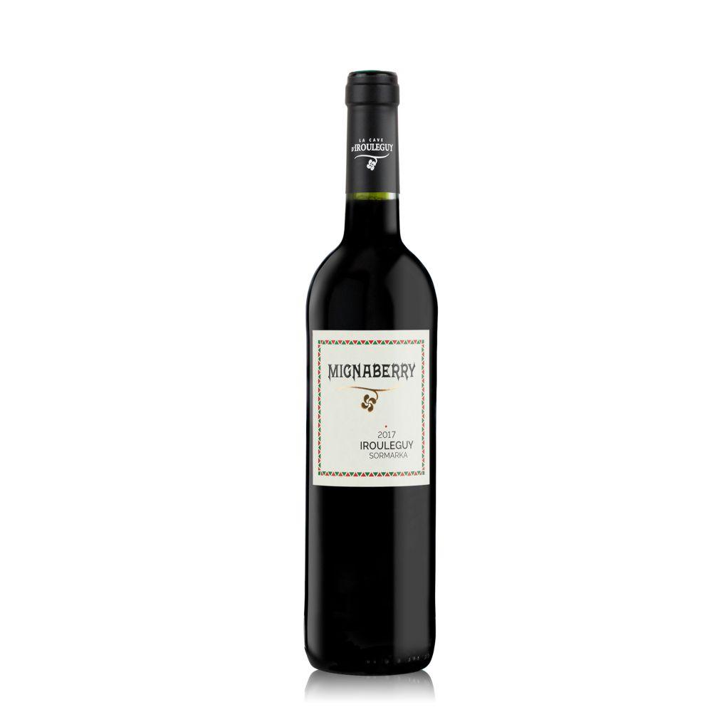 Vin rouge Mignaberry Irouleguy AOC 50cl | Maison Ederki