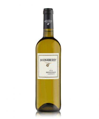 Vin blanc Mignaberry Irouleguy A0C 75cl | Maison Ederki
