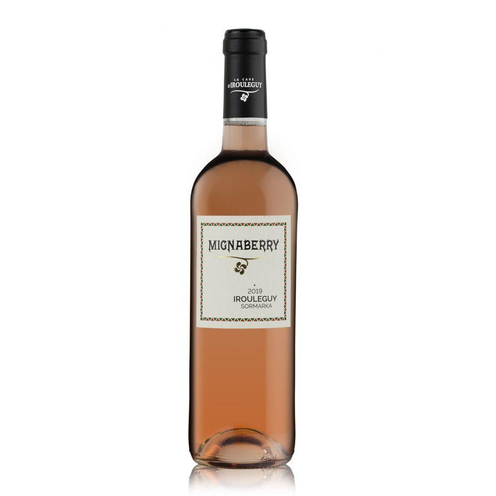 Vin rosé Mignaberry Irouleguy 75cl | Maison Ederki