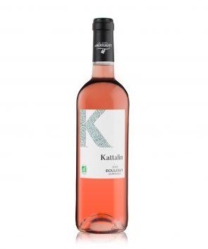 Vin rosé Kattalingorri Irouleguy 75cl | Maison Ederki
