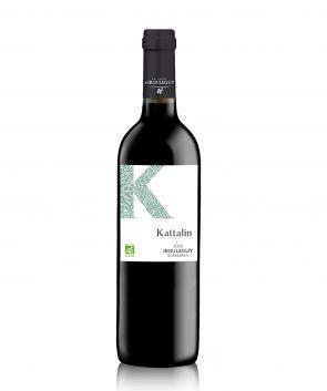 Vin rouge Kattalingorri Irouleguy AOC 75cl Maison Ederki