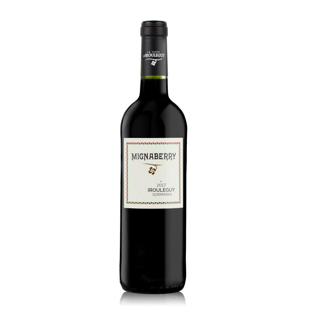 Vin rouge Mignaberry Irouleguy AOC 75 cl | Maison Ederki