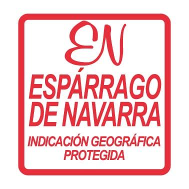 Logo Esparrago de Navarra - Asperges de Navarre