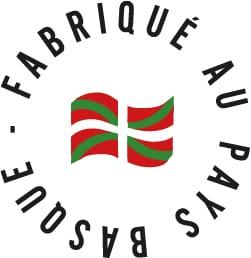 Pictogramme fabriqué au Pays Basque